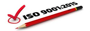 ISO 9001 BELGESİ