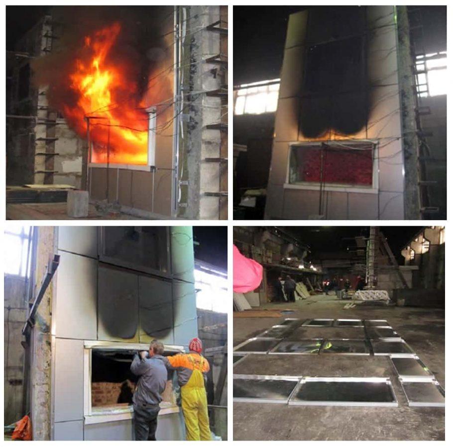 Rusya Yangın Güvenliği Sertifikası